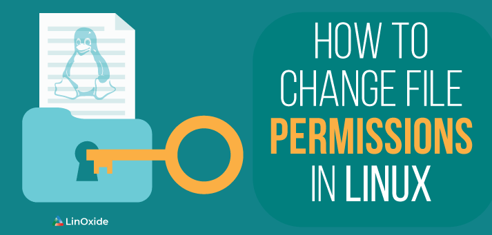 change permissions in linux