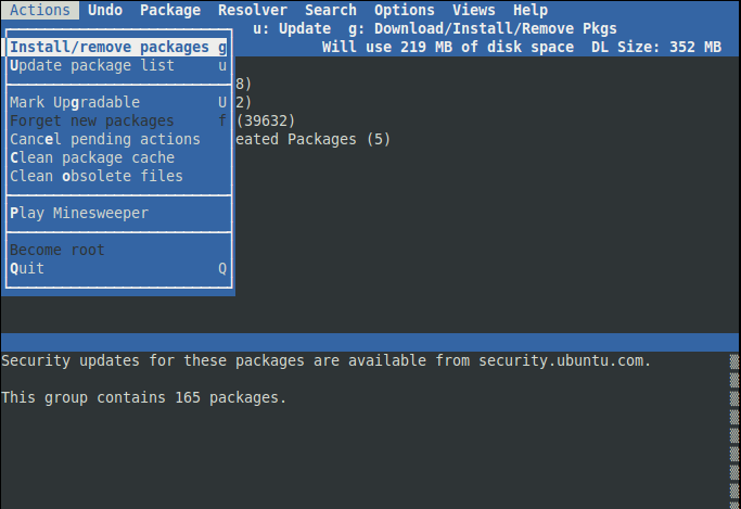 Aptitude - Debian GNU/Linux Package Management Tool | Linoxide