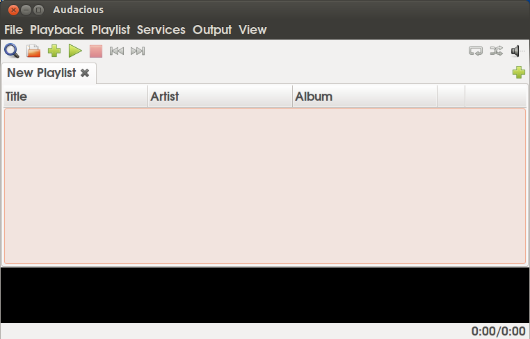 How To Install Audacious Music Player In Debian, Ubuntu, Linux Mint