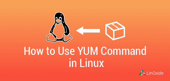 yum command linux