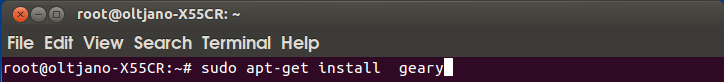 how to install geary email client in ubuntu