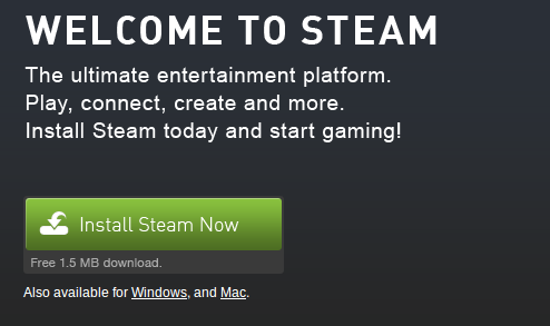 how to install the latest steam client in ubuntu