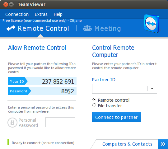 how to install the latest teamviewer in ubuntu