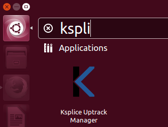 Ksplice Uptrack Manager
