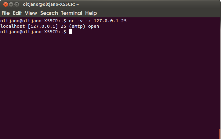 How To Use Linux Netcat Command As Port Scanner