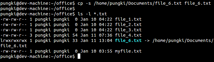 15 Linux Cp Command Examples Create A Copy Of Files And Directories