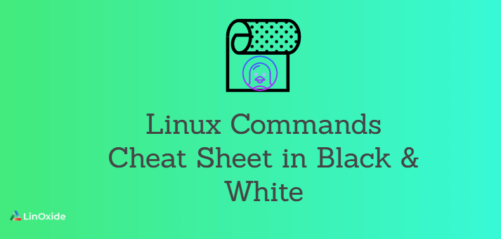 Linux Commands Cheat Sheet