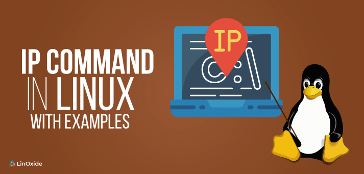linux ip command