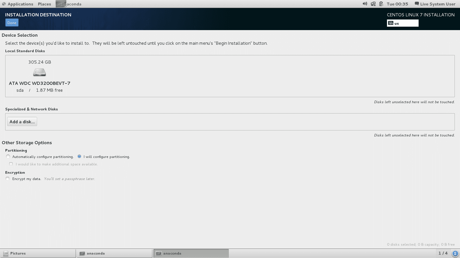 How to Install CentOS 7 Step by Step with Screenshots