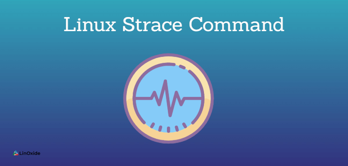 linux strace command