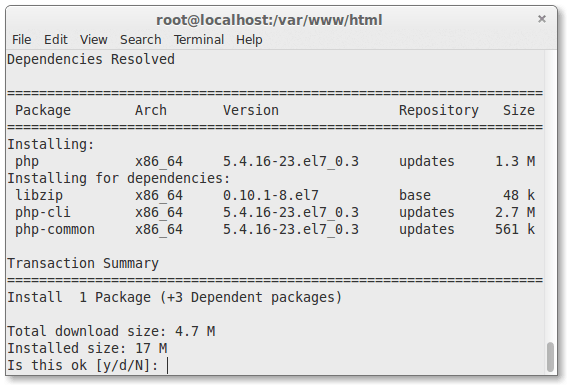 How to install websvn for apache subversion(svn) in centos.