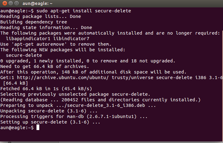 4 Tools To Securely Delete Files From Linux