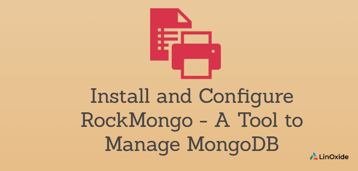 Install and Configure RockMongo - A Tool to Manage MongoDB