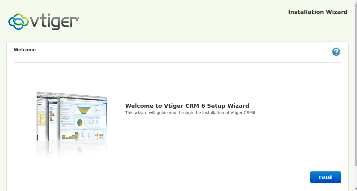 How to Deploy Open Source Vtiger CRM in Fedora 22