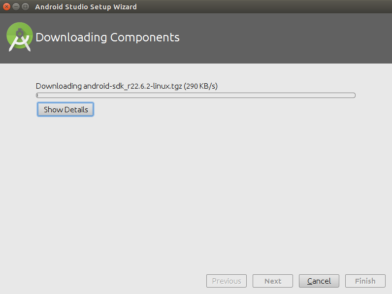 Download components
