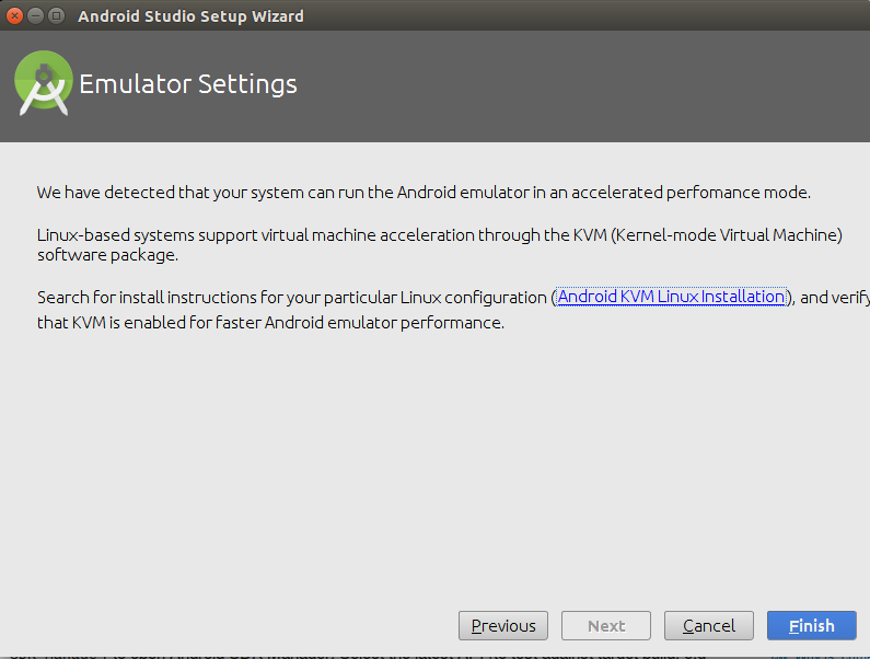 Emulator Settings
