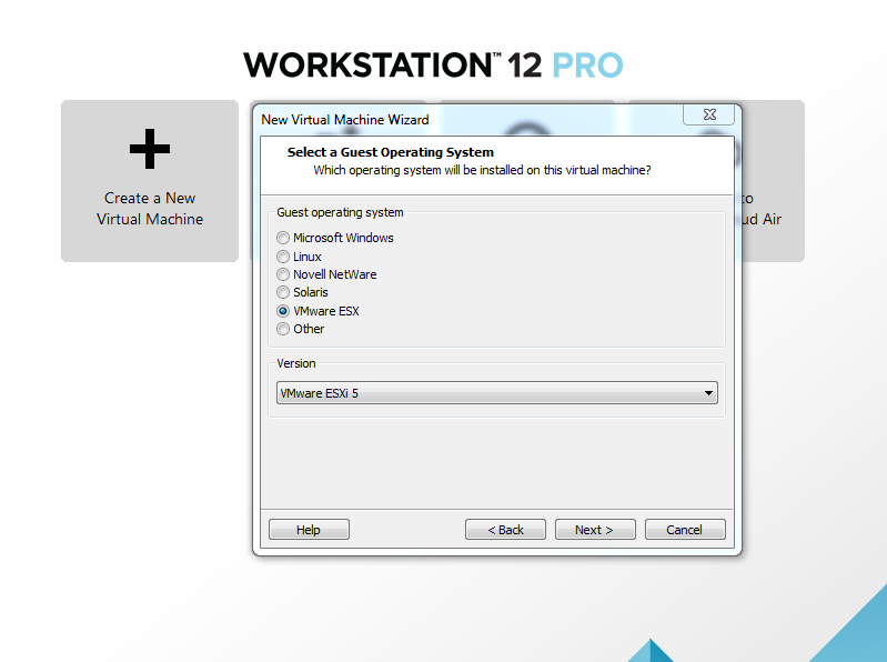 How to Configure Citrix XenServer 6 5 on VMware Workstation