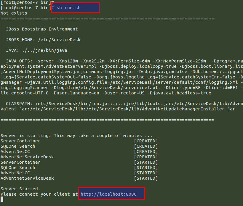 How to Install ManageEngine ServiceDesk Plus on CentOS 7