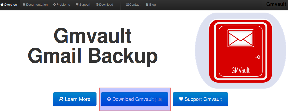 Gmvault Download