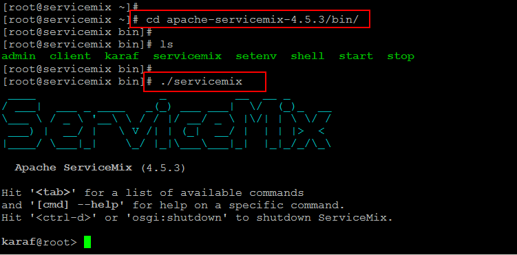 How to Install Apache ServiceMix on CentOS 7