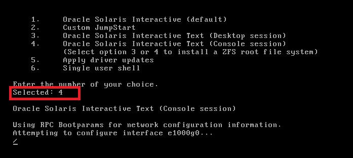 How to Install Solaris 10/11 on VMware Workstation 12