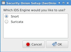 Select IDS engine