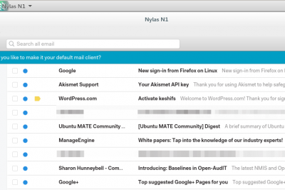 N1 email Client