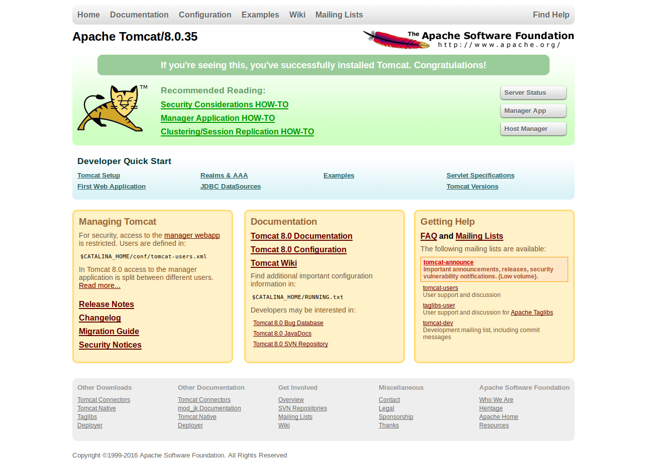 Php On Tomcat 7