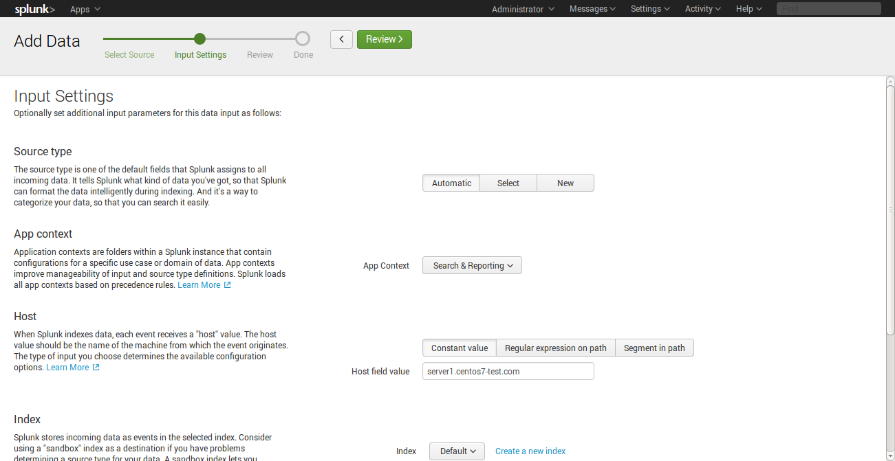 How to Install Splunk on CentOS 7