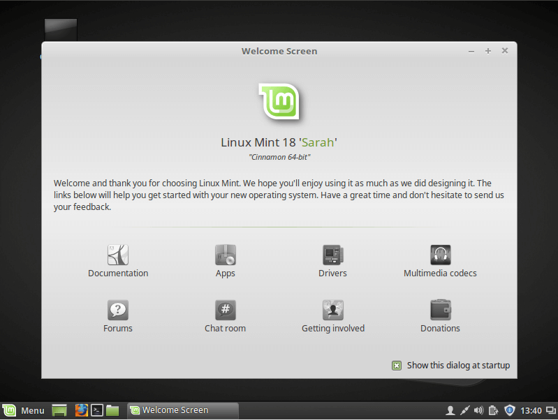 How To Install Linux Mint 18 From a USB Flash Drive