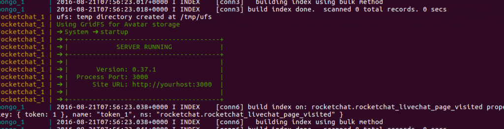 How to Install Rocket Chat on Ubuntu 16 04 with Docker
