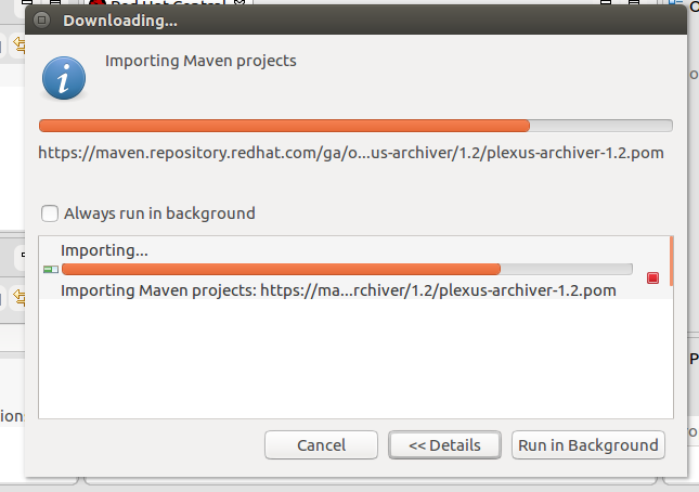 downloading example