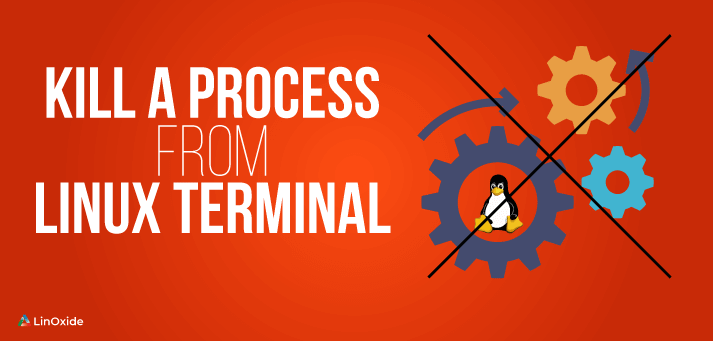 How to Kill a Process from Linux Terminal