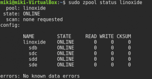 How to Setup Snapshots and Clones in ZFS on Linux