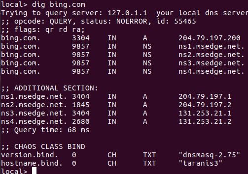 Mylg - A Command Line Network Monitoring Tool for Linux Systems
