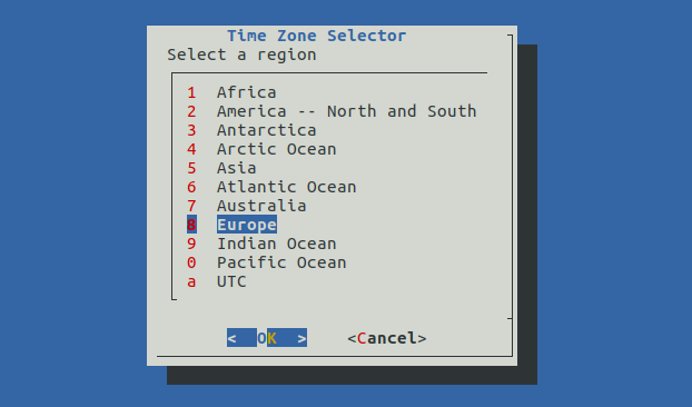 time-zone-selector