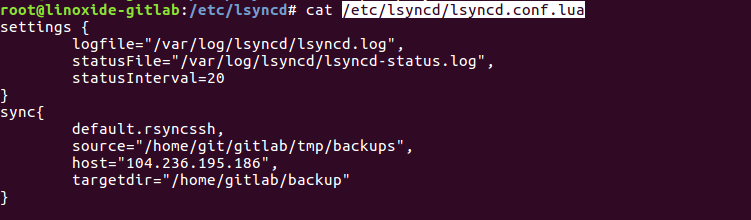 lsyncd-configuration
