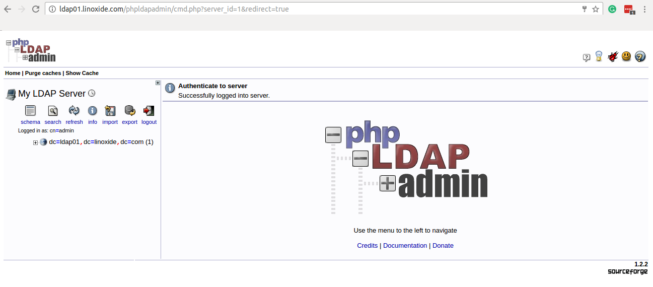 How to Install OpenLDAP with phpLDAPadmin on an Nginx Server