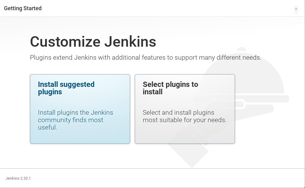 Jenkins customize
