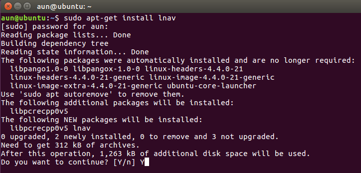 lnav - Tool to View and Analyze Log Files from Linux Terminal