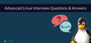 advanced linux administrator interview questions