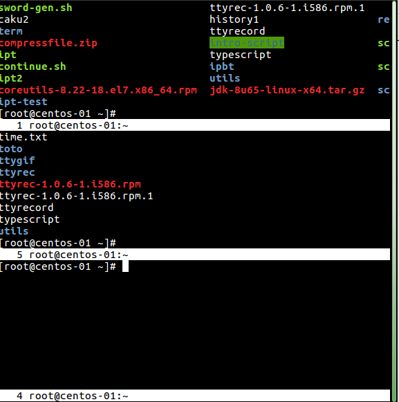 15 Linux Screen Command for Dealing Terminal Sessions