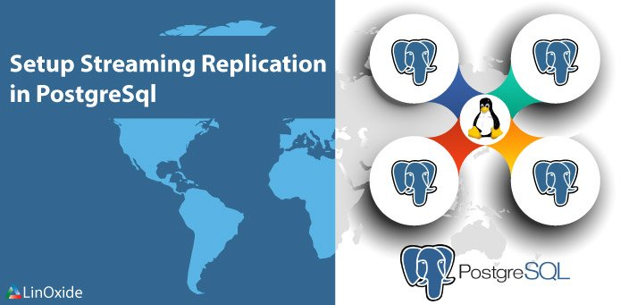 PostgreSQL replication streaming
