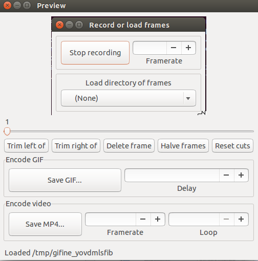Best Tools to Make Animated GIF in Linux Systems