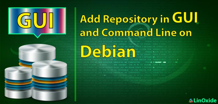 Methods to Add Repository on Debian 9 Stretch