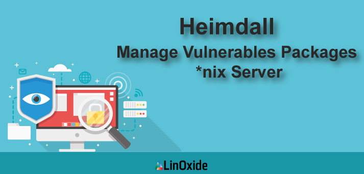 Tool Manage Vulnerable Packages