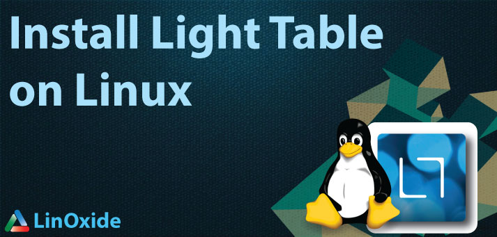 light table linux