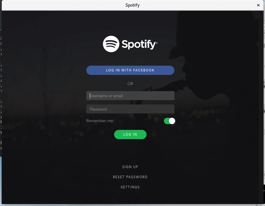 How to Install Spotify on Fedora 26