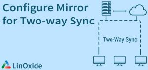 mirror two way sync