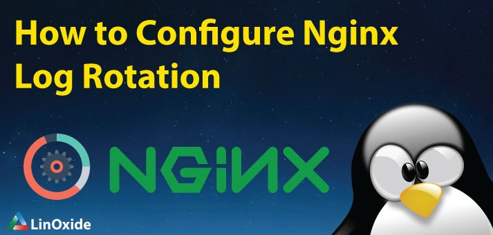 nginx log rotate
